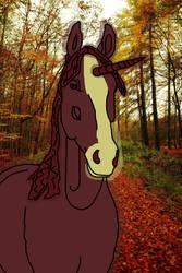 Nature Unicorn by HellfireSaphira