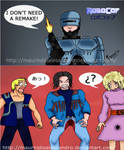 Robocop doesn't need a REmake by MAURINDIOALESSANDRO