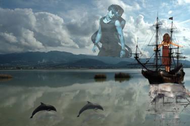Poseidon by Animai-art
