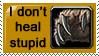 Don't heal by Luumenail