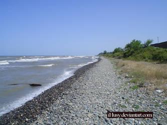 Caspian Sea by iHusy
