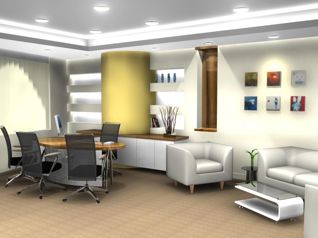 Managers cabin by x ord designs on deviantart - Office cabin interior design images ...