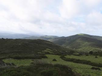 Sardinian Hills shirt