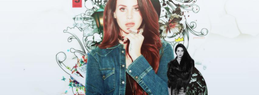 Lana Del Rey Facebook Cover Flag Lana Del Rey FB...