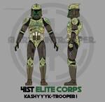 Clone Trooper - 41ST legion elite