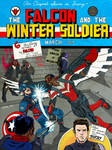 Falcon and the Winter Soldier Cover