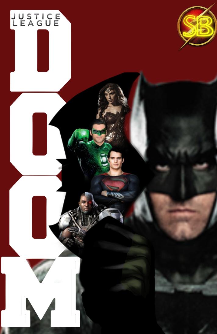justice league doom art
