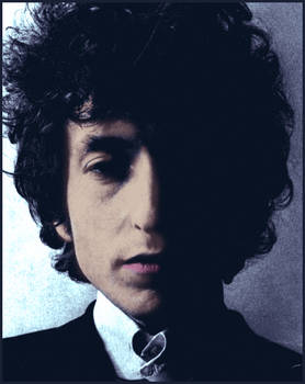Bob Dylan Photomanipulation.