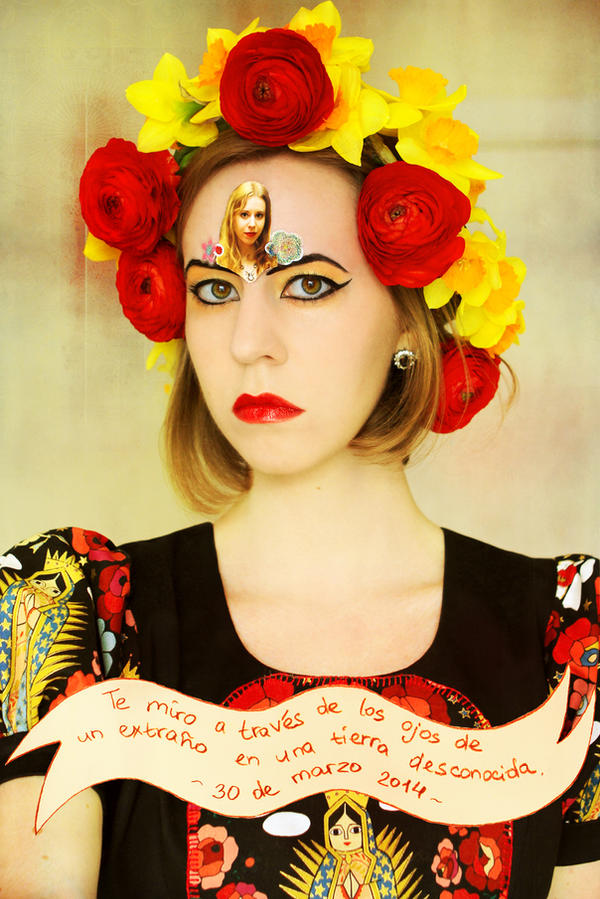 Dialogue with Frida by MigraineSky