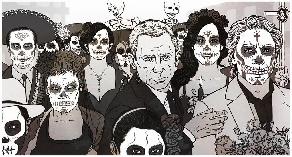 El Dia de Muertos by MigraineSky