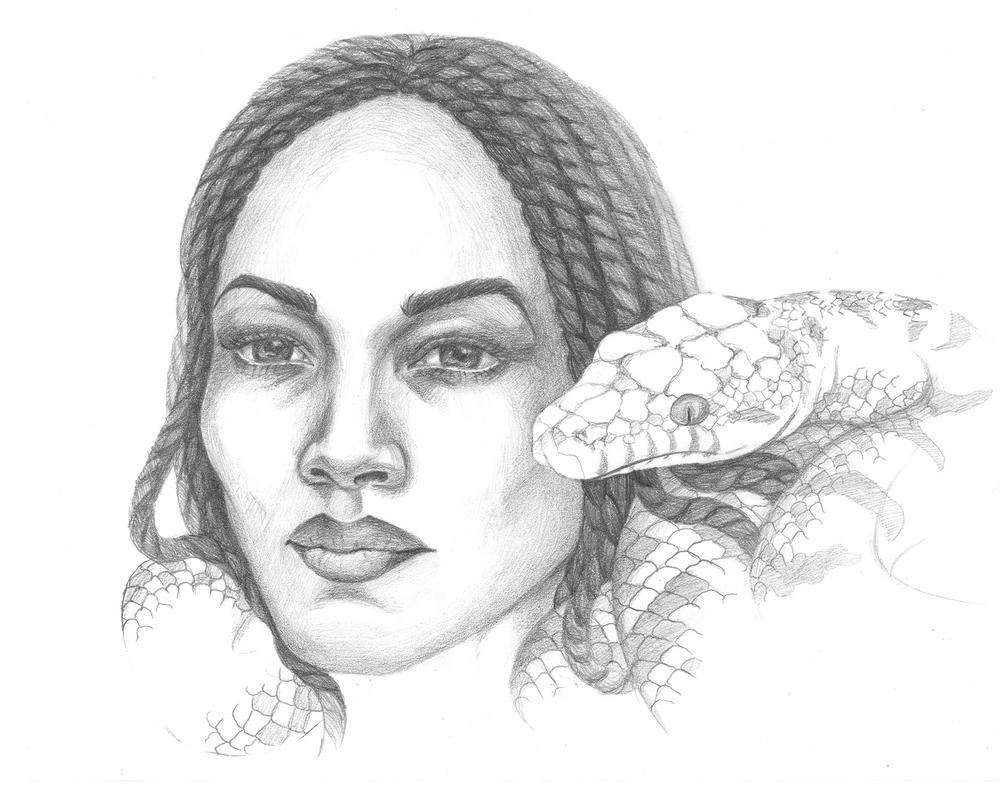 Marie Laveau by MigraineSky