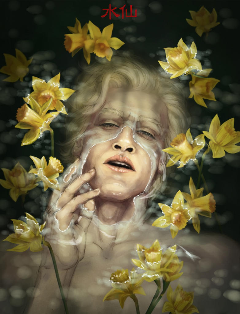 Narcissus by MigraineSky