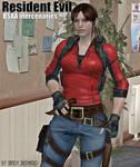 RE BSAA mercenaries 02 Shauna Claire