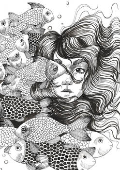 All the Fish in my Head