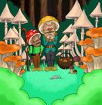 Look At All Those Mushrooms!