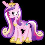 Princess Cadence Vector