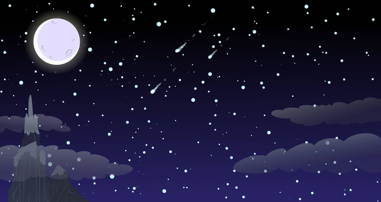 Night Background by Proenix