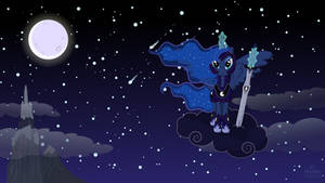 Princess Luna, the Grand Keeper of the Night