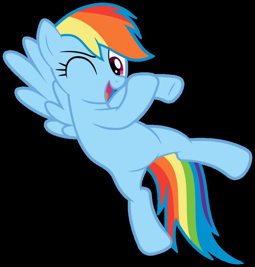 RainbowDash - OK! by Proenix