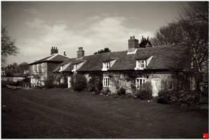 An Englishman's home...