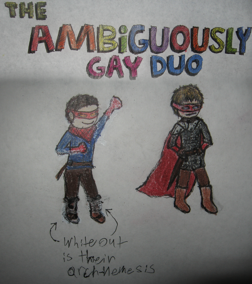 the ambiguously gay duo snl