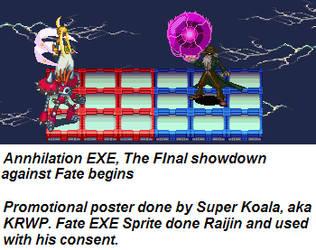Annhilation EXE Promo