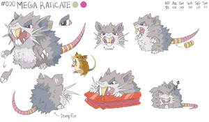 Mega Raticate