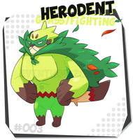 003 Herodent by EventHorizontal