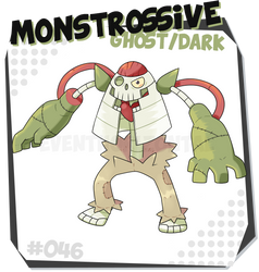 046 Monstrossive by EventHorizontal