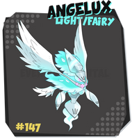 147 Angelux, The Gifter of Light by EventHorizontal