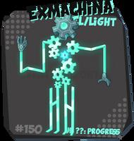 150 Exmachina by EventHorizontal