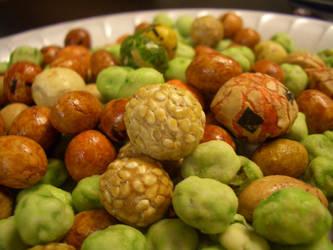Nuts by KeepSteddy