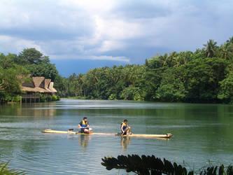 Villa Escudero, Philippines. by KeepSteddy