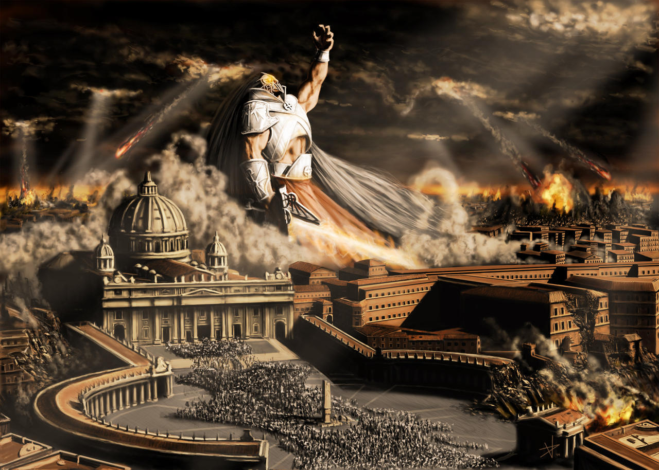 Darksiders Contest 2 by IlGoblin