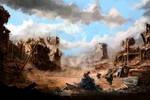 Nameless Land: Apocalypse - Cover