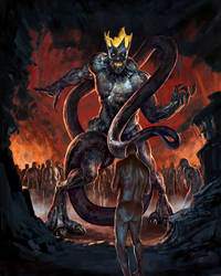 Minos - Inferno: Dante's Guide To Hell