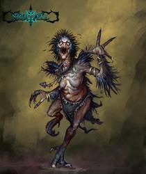 Strix Minor - Nightfell rpg