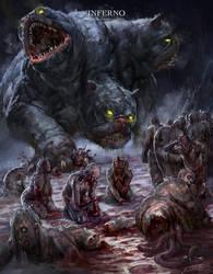 Cerbero - Inferno: Dante's Guide to Hell 5e
