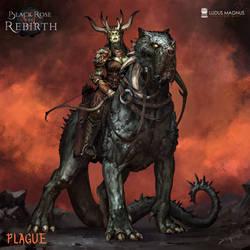 Plague - Black Rose Wars: Rebirth