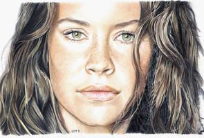 Freckles by MrSeanLott