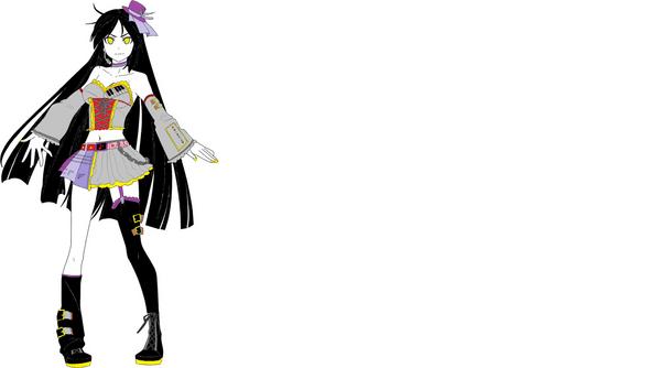 Akine KURO New Look by pokemonnarutoi65