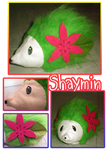 Shaymin Plushie