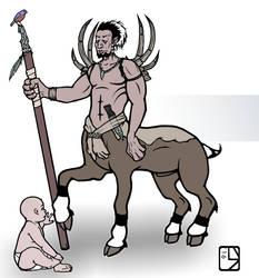 Centaur CDC by Keiton