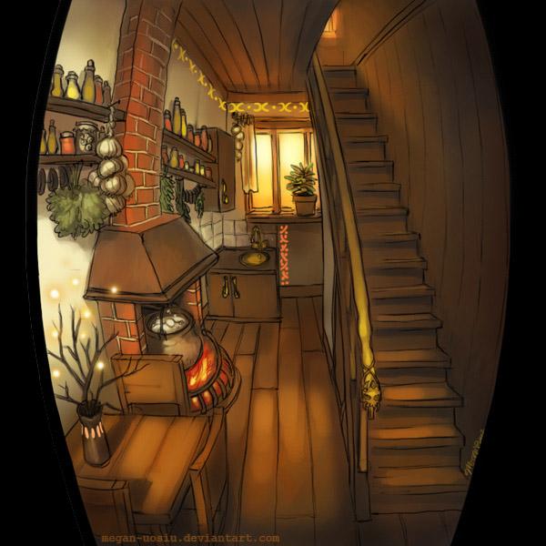 ..::Kitchen design::.. by Megan-Uosiu