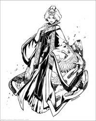 ..::Shiori::.. by Megan-Uosiu