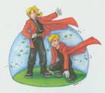 ..::Ed and Al - con::..