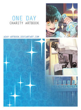 One Day... Artbook preview