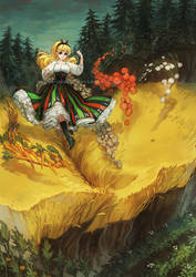 ..::Polish Vege Fairy::.. by Megan-Uosiu