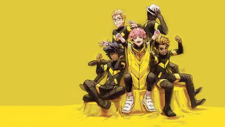 ..::Yellow Team::..