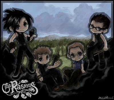 ..::The Rasmus::.. by Megan-Uosiu